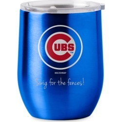 MLB Chicago Cubs Stainless Steel Wine Glass
