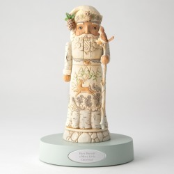 Jim Shore Heartwood Creek Nutcracker Santa Figurine found on Bargain Bro India from Things Remembered for $52.50