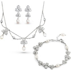 Dogwood Bridal Jewelry Collection