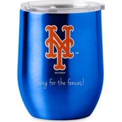 MLB New York Mets Stainless Steel Wine Glass