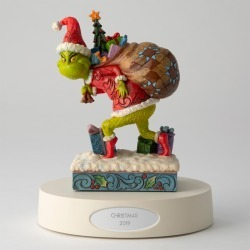 Jim Shore The Grinch Taking Christmas Figurine found on Bargain Bro India from Things Remembered for $56.25