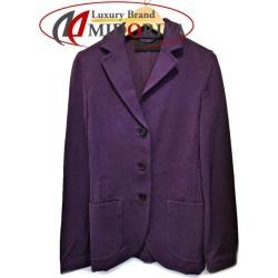 Prada PRADA jacket Lady's size 38 purple /043523
