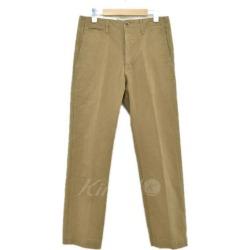 VISVIM 15AW CHINO PANTS chino pants