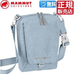 Take the men's lady's bag slant that マムートショルダーバッグ [regular store] MAMMUT Tasch Pouch Melange 2L 2520-00651-50152-1020 bag fashion shows cute; a bag traveling bag porch