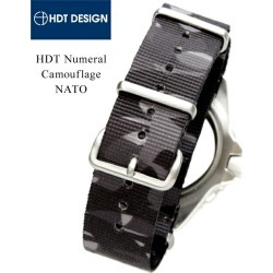 Hdt Numeral Camouflage Nato Strap found on Bargain Bro India from Rakuten Global for $18.00