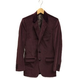 It is dolce and Gabbana SIZE 44 (L) velvet tailored jacket G2426T F0130 DOLCE & GABBANA men until - 9/3 23:59 at 9/2 18:00