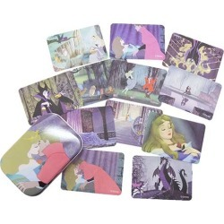 I Divide Rakuten Card Until Canned ミニステッカーデコシール Sleeping Beauty Aurora