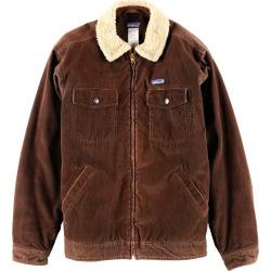 Patagonia Patagonia her best jacket 27205F0 corduroy boa jacket men L /wbh8098 made in rare rare ten years