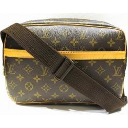 Louis Vuitton Louis Vuitton monogram reporter PM M45254 shoulder bag unisex ★★