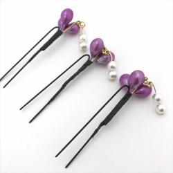 Purple all shop hd of the hair ornament kimono liver