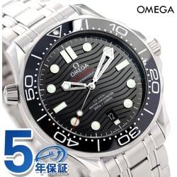 Omega Cima star diver 300M chronograph self-winding watch 210.30.42.20.01.001 OMEGA watch black