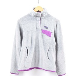 Patagonia Patagonia re-tool snap T fleece pullover Lady's S /wbi0514 made in 13 years