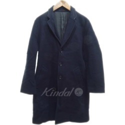 UNIVERSAL PRODUCTS Chester coat navy size: L (universal products)