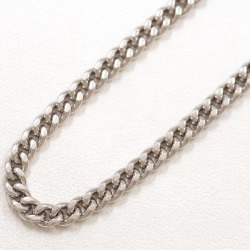 Two PT850 platinum necklace metal approximately 33.4 g approximately 40cm Kihei Kihei used jewelry ★★ giftwrapping for free