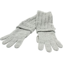 Beautiful article Monk rail long knit glove gloves MONCLER Lady's
