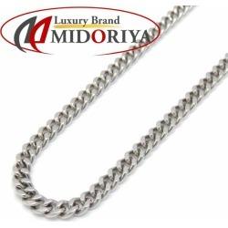 10.1 grams of Kihei necklace Pt850 two single 40.5cm platinum Kihei chain necklace /72309