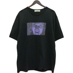 Orange T-shirt black size of the UNDER COVER 19AW clockwork: 5 (under cover)