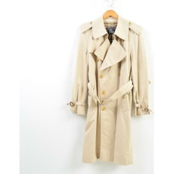 Men L /wbd8042 made in the trench coat U.K. with the Burberry Burberry's waist belt