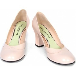 Mark Jacobs MARC JACOBS leather pumps thin pink 36 (the 23rd place)