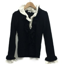 It is ナラカミーチェ SIZE 0 (less than XS) long sleeves blouse NARACAMICIE Lady's until - 9/3 23:59 at 9/2 18:00