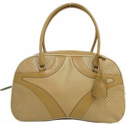 PRADA (Prada) handbag Boston leather netshop