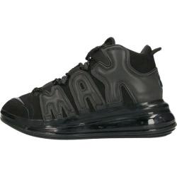 Nike /NIKE air more up tempo 720 sneakers (25.5cm/ black) bb177#rinkan*S