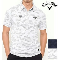 Calloway apparel men spring of 2019 summer model Chevron camouflage colored shirt Callaway ApparelM L LL 2419157504
