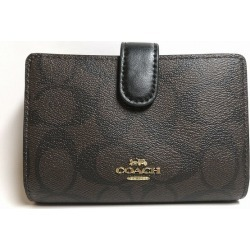 Coach COACH folio wallet F23553 IMAA8 wallet Lady's-free article ★★ found on Bargain Bro India from Rakuten Global for $73.00