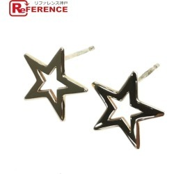 STAR JEWELRY star jewelry stud bolt pierced earrings star jewelry pierced earrings K10/ gold Lady's