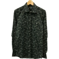 It is beautiful article dolce and Gabbana long sleeves shirt G5DO4T FS5Z4 men SIZE 38 (S) DOLCE & GABBANA until - 9/3 23:59 at 9/2 18:00