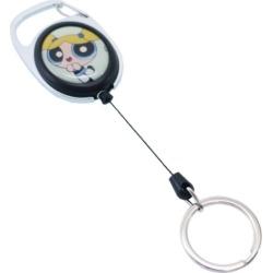 To key ring power puff girls bubbles Nakajima Corporation lengthening key ring gift ZAKKA mail order 10/11 with the meta reel reel