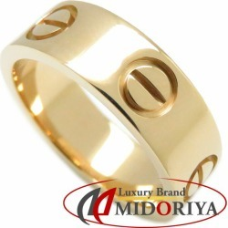 Cartier Cartier love ring K18YG yellow gold 8 #48 ring /091841
