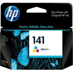 It includes three colors of HP Hewlett Packard ink cartridge pure color postage!