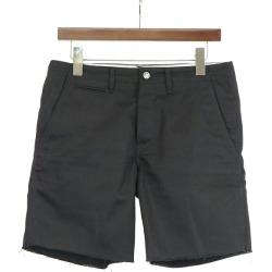 HUMAN MADE human maid 19AW WORK CHINO SHORTS cut-off design short pants shorts black S men