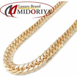 20.1 grams of Kihei necklace K18YG six double 40cm 18-karat gold yellow gold Kihei chain necklace /72335