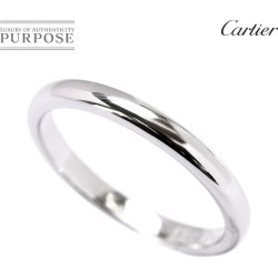 Cartier Cartier classical music #44 ring Pt950 2mm in width platinum ring
