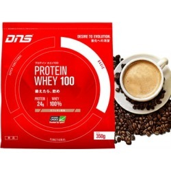 ▼350 g of ▼ DNS (D N S) プロテインホエイ 100 cafe au lait flavors (mass intakes type プロテインホエイプロテイン WHEY100 muscular workout protein protein powder) during the coupon distribution