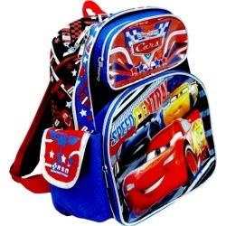 Cars toddler rucksack speed central (SPEED CENTRAL)