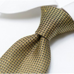 Men silk linen whole pattern texture light brown black / Italy brand gift ITALY made in TOM FORD Tom Ford tie Italy found on Bargain Bro Philippines from Rakuten Global for $150.00
