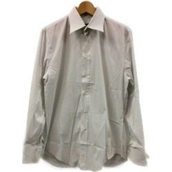 It is Emporio Armani long sleeves shirt men SIZE M (M) EMPORIO ARMANI until - 9/3 23:59 at 9/2 18:00
