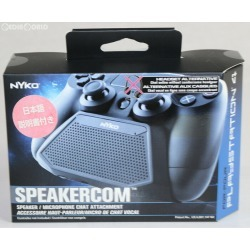 [ACC] [PS4]Speaker Com (スピーカーコン) for PlayStation4 NYKO(83234)(20170202)