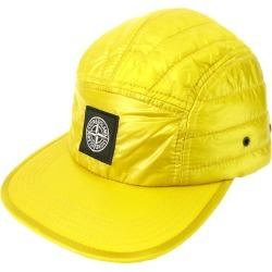 """I quilt STONE ISLAND """"Logo Quilted Cap"""" logo and cap it"""
