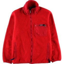 Men L /wbh6324 in the 90s made in Patagonia Patagonia fleece jacket USA