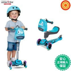 Smart thoraIku T- motor scooter blue T1 T-scooTer kick motor scooter