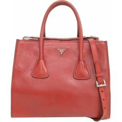 PRADA (Prada) 2WAY bag / shoulder bag / handbag red red leather netshop