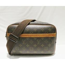Louis Vuitton Louis Vuitton monogram reporter PM M45254 shoulder bag Lady's ★★