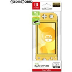 [ACC] [Switch]TPU BACK COVER for Nintendo Switch Lite(TPU back cover four Nintendo switch light) clear key factory (HTC-001-1) (from the end of September, 2019 to the middle of October)