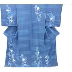 Floral design kimono sect sou