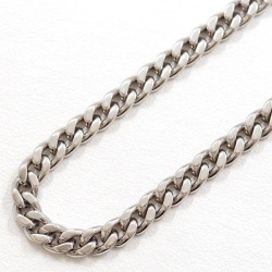 Two PT850 platinum necklace metal approximately 50.1 g approximately 50cm Kihei Kihei used jewelry ★★ giftwrapping for free