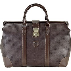 Bag synthetic leather brown 10,427-4 made of Toyooka made in blazer club men Boston bag Japan